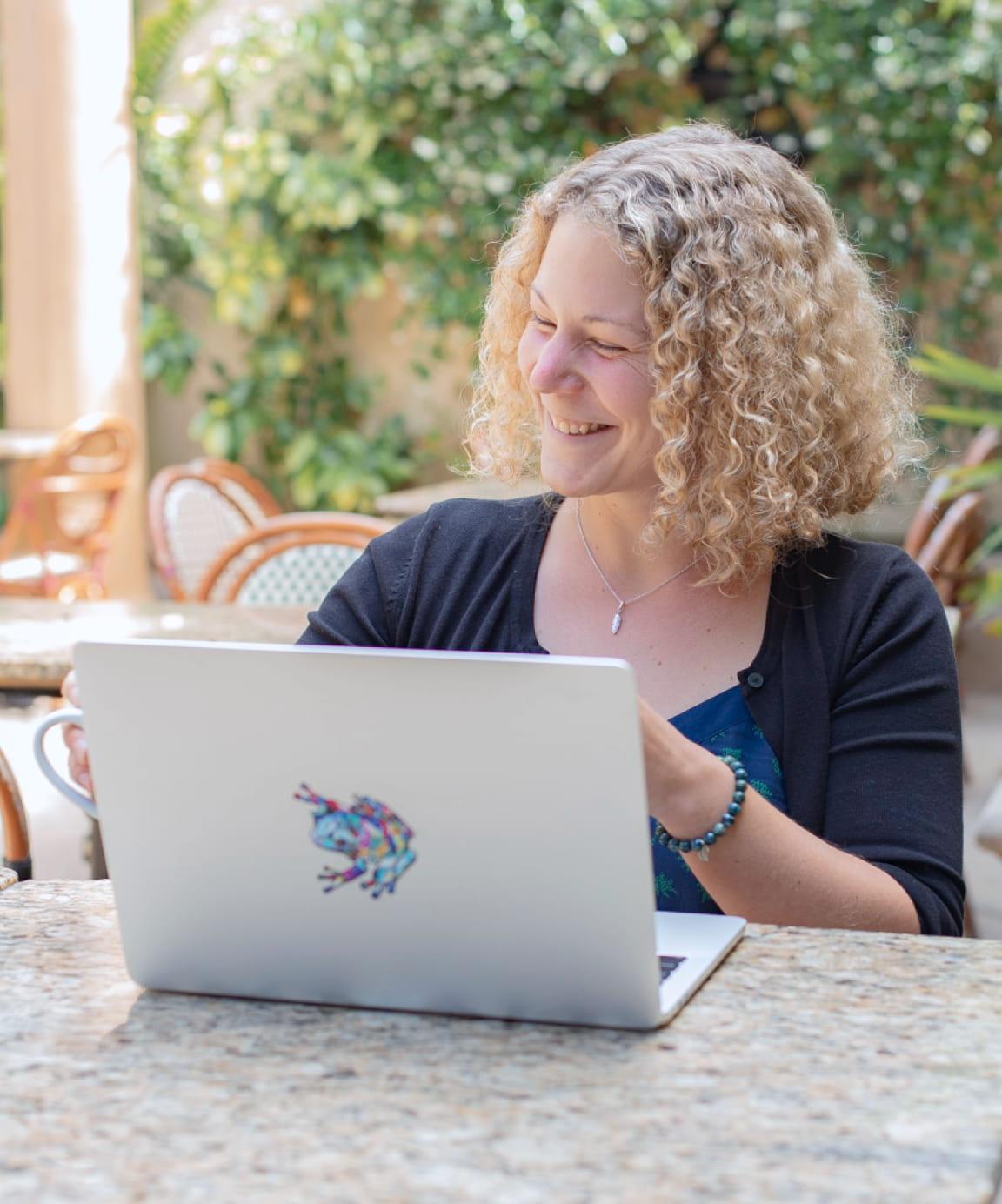 Image of Michelle, a Xolo customer