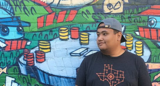 Image of Asad, a Xolo customer