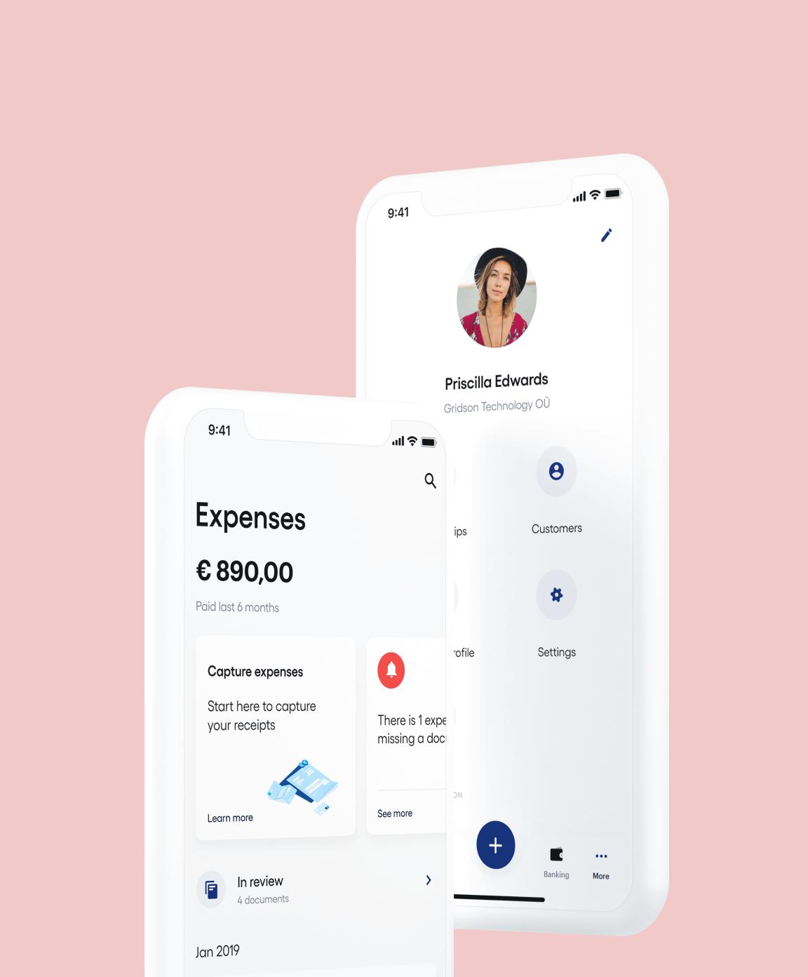 Image of Xolo selfservice dashboard