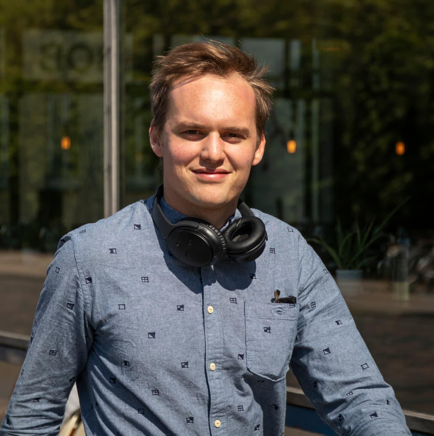 Image of Jonathan, a Xolo customer