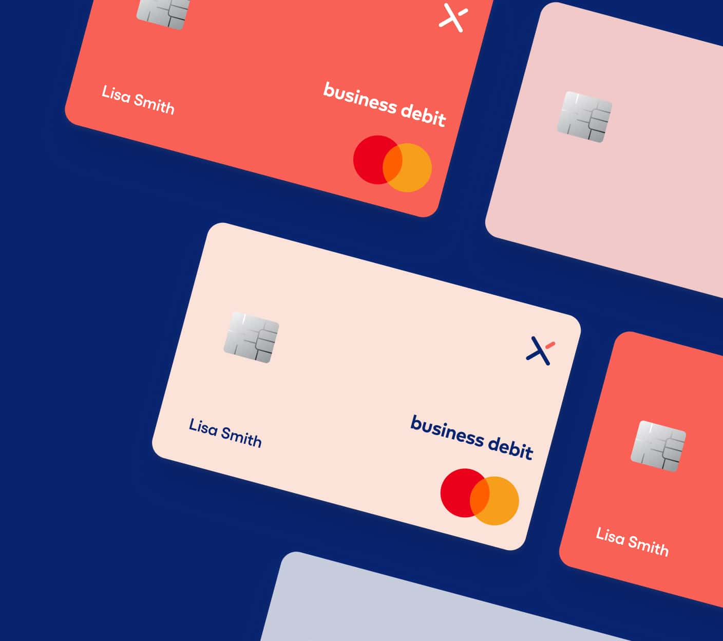 Image of debit cards