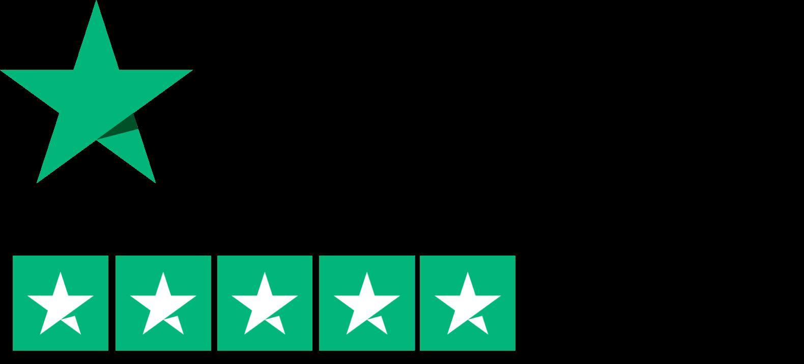 Trustpilot widget stars