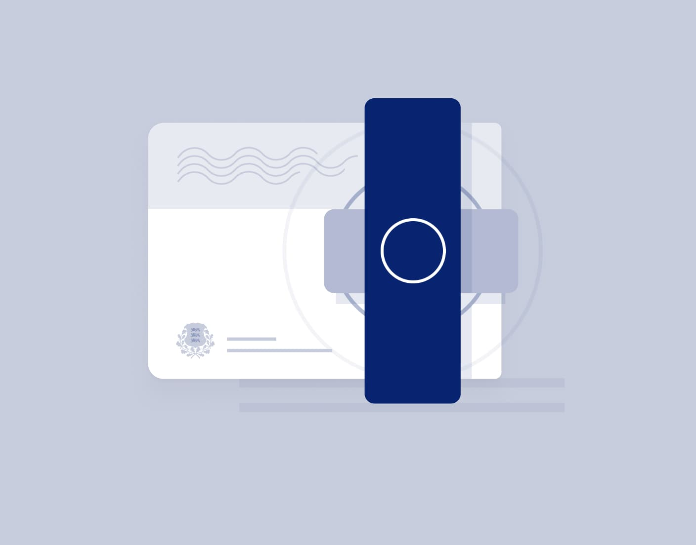 Image of Id-card reader