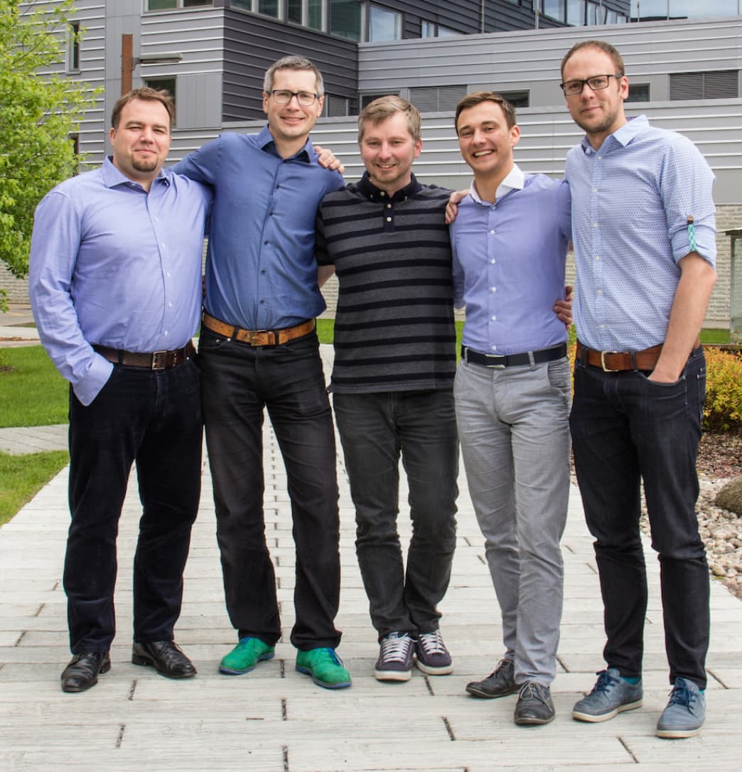 Image of Xolo's founders