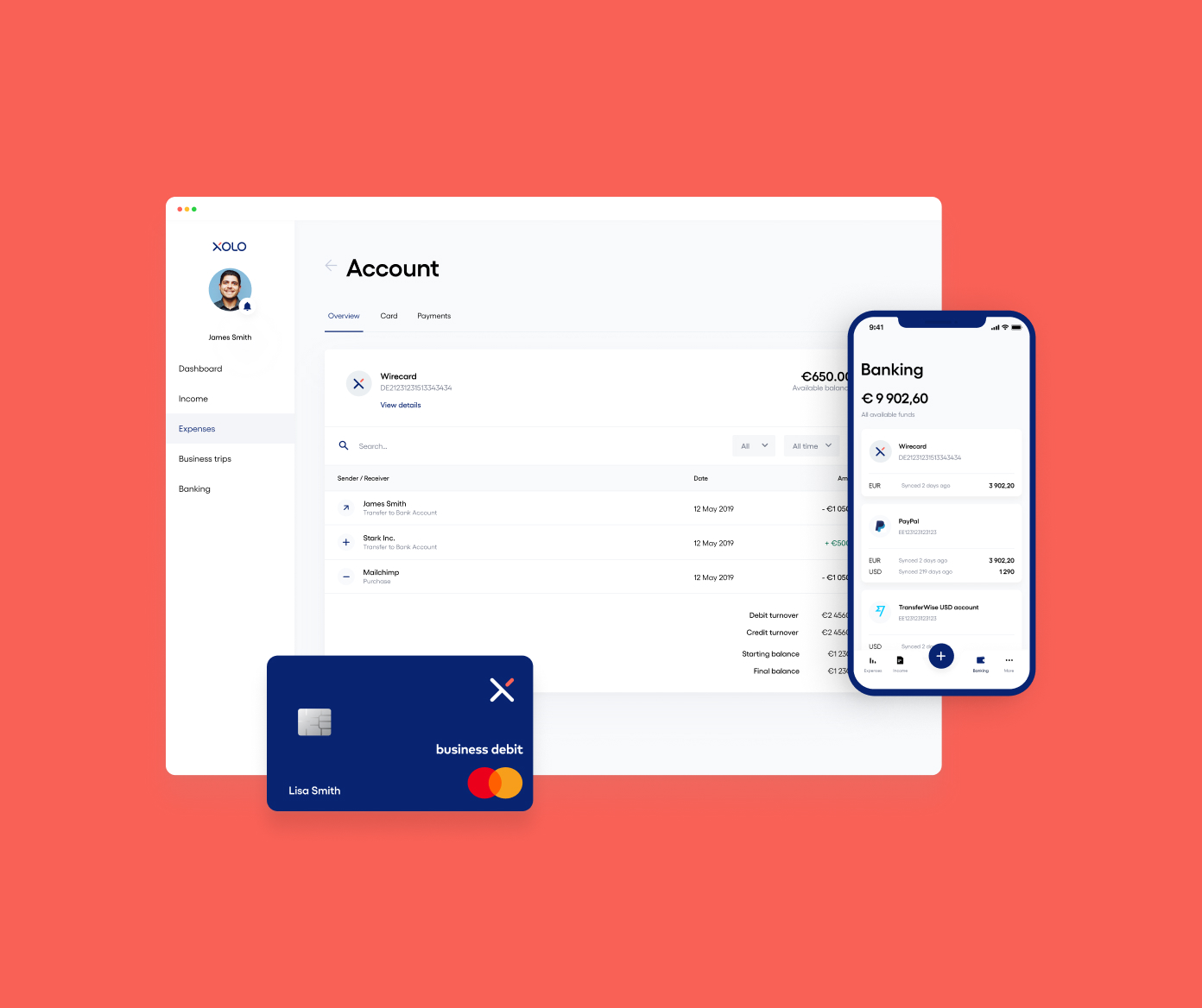 Image of online banking