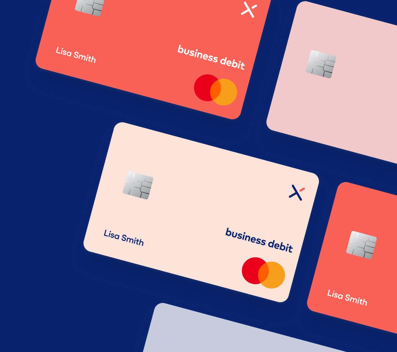 Image of debit cards