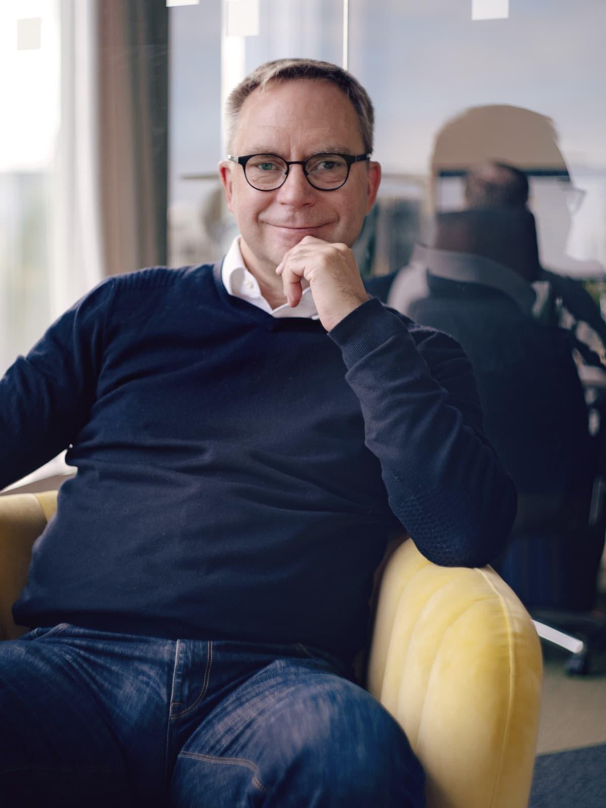 Image of Xolo's CEO Allan Martinson